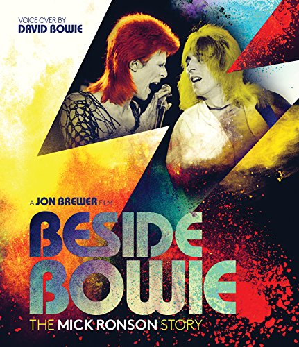 Beside Bowie: Mick Ronson Story [Blu-ray]