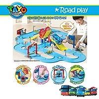 Little Bus TAYO Variable Road play by mimi world [並行輸入品]