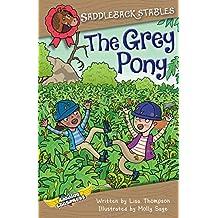 The Grey Pony (Saddleback Stables Book 7)