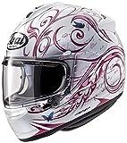 アライ(ARAI) フルフェイスヘルメット ベクターX スタイル ピンク 57-58cm VECTOR-X STYLE PI 57