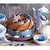 Kitchen 2021 14 x 12 Inch Monthly Deluxe Wall Calendar with Foil Stamped Cover, Cooking Home