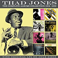 COMPLETE ALBUMS COLLECTION: 1954-1959
