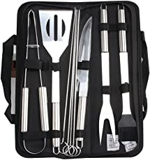 QD-SGMP クッキングツール キャンプ 調理器具 9点セット 5点セット収納バッグ付き 携帯式 軽量