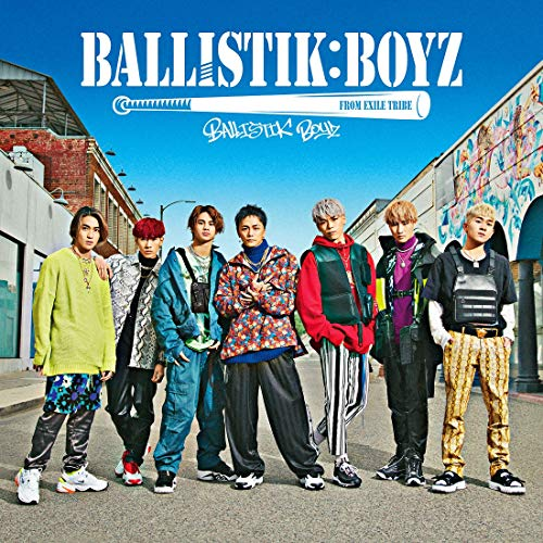 BALLISTIK BOYZ(CD+DVD)