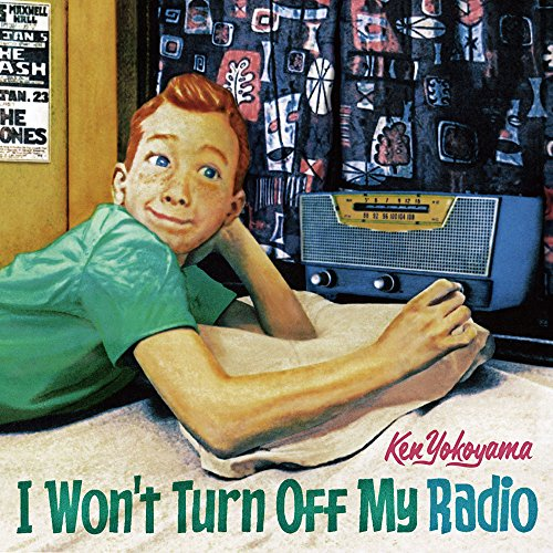 「I Won't Turn Off My Radio/Ken Yokoyama」の歌詞&MVを解説!の画像