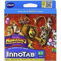 VTech InnoTab 学習ゲームカートリッジ マダガスカル3 DreamWorks 並行輸入品