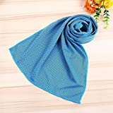 Cool Ice Towel Gym Quick Dry Towel Microfibre Towel Cooling Sports Towel for Swimming Yoga Football Running Workout