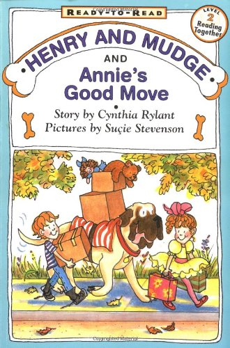 Henry and Mudge and Annie's Good Move (Henry & Mudge)の詳細を見る