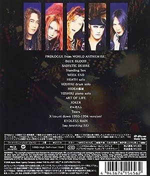 X JAPAN RETURNS 完全版 1993.12.31 [Blu-ray]