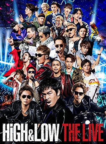 【早期購入特典あり】HiGH & LOW THE LIVE(スマプラ対応)(オリジナルB2サイズポスター付) [DVD]
