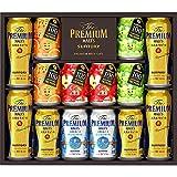 【父の日/ビールギフト】 ザ・プレミアム・モルツ 醸造家の贈り物 夏仕立て入 輝 ファミリーセット FA3S [ 290ml×6本、350ml×4本、500ml×4本 ]