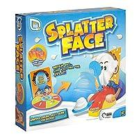 Splatter Face Pie Splatting Family Fun