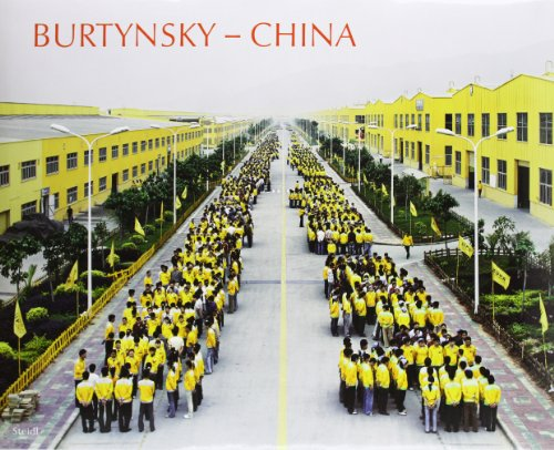 China : The Photographs of Edward Burtynsky, édition en langue anglaise