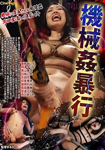 機械姦暴行 シネマジック [DVD]