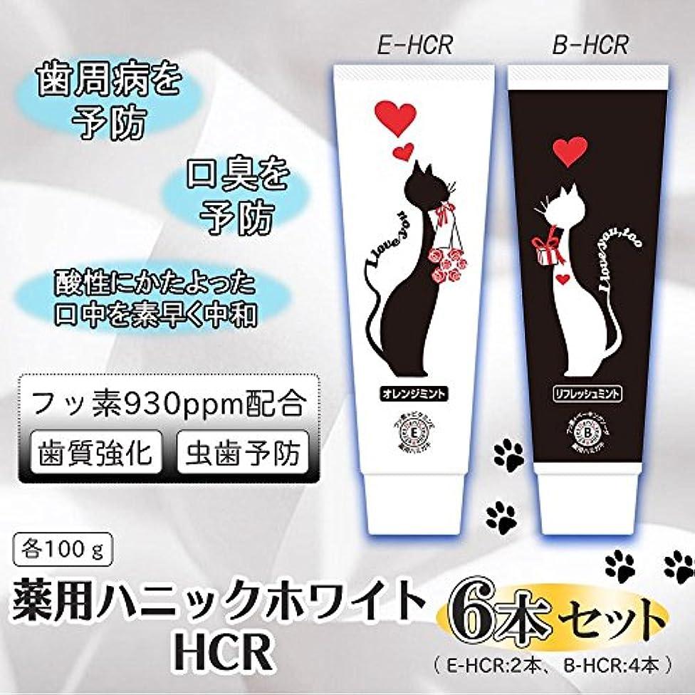 レキシコン何もない自由薬用 HCR ペアセット(6本入り)