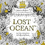 Lost Ocean: An Inky Adventure & Colouring Book
