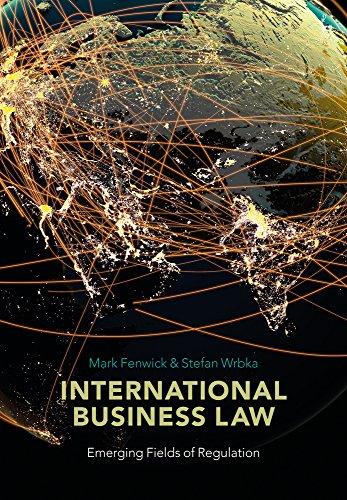 Download International Business Law: Emerging Fields of Regulation 1509918051