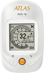 ユピテル(YUPITERU) アウトドア スポーツ用GPSレシーバー ATLAS ASG-10