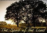 The Spirit of the Land - Geburtstagskalender (Wandkalender immerwaehrend DIN A2 quer): Immerwaehrender Geburtstagskalender mit Bilder aus aller Welt (Monatskalender, 14 Seiten)