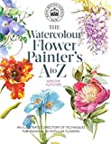 Kew: The Watercolour Flower Painter's A to Z: An Illustrated Directory of Techniques for Painting 50 Popular Flowers 画像