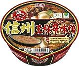 日清麺ニッポン 信州王様辛味噌ラーメン 116g