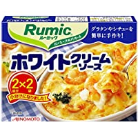 味の素 Rumic ホワイトクリームソース 48g