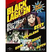 BLACK LAGOON Blu-ray BOX