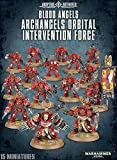 [ウォー ハンマー]Warhammer 40k Blood Angels Orbital Intervention Force 41-23 [並行輸入品]