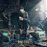【Amazon.co.jp限定】BAD END(初回限定盤)TVアニメ『乙女ゲームの破滅フラグしかない悪役令嬢に転生してしまった…』エンディングテーマ(デカジャケ付き)