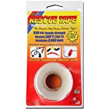 """Rescue Tape Unisex-Adult Fixed Blade,Hunting Knife,Outdoor,Camping RT01040-BRK, Clear, 1"""""""