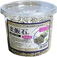 ソネケミファ 麦飯石カップ入り 底砂用500g