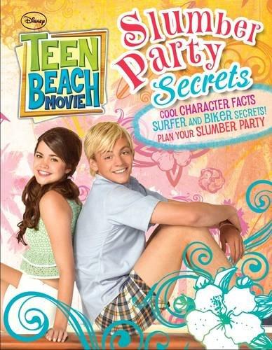 Disney Teen Beach Movie Book of Secrets
