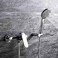 シャワーセット温水と冷トリプルタップミキサーバルブ