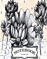 Lotus Flower Notebook: Pocket Notebook / Journal / Diary