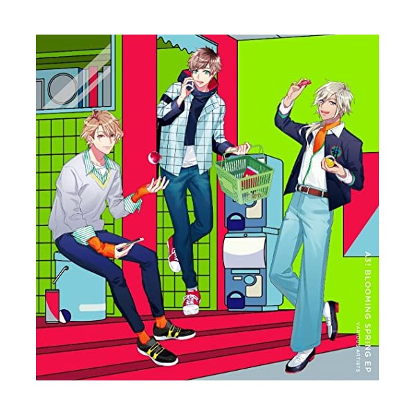 A3! Blooming SPRING EPの商品画像