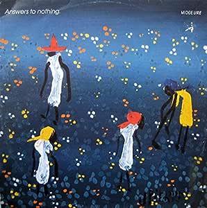 Answers to nothing (1988) / Vinyl record [Vinyl-LP]