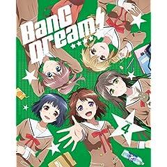 BanG Dream! 〔バンドリ! 〕 Vol.4(ガルパライブ&ガルパーティ! in東京 ライブ優先申込&イベント優先入場抽選券付) [Blu-ray]