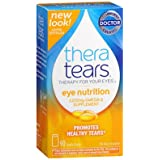 Thera Tears Theratears Nutrition Omega-3 Supplement 90 Capsules