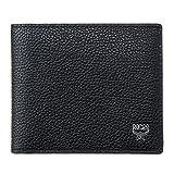 (エムシーエム) MCM 二つ折財布 #MXS8SOT05 BK001 並行輸入品
