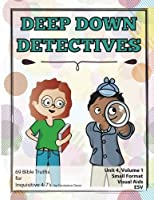 Deep Down Detectives Unit 4 Volume 1 Small Format Visual Aids ESV [並行輸入品]