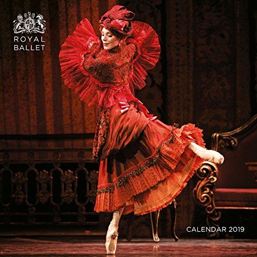 Royal Ballet 2019 Calendar (Wa...