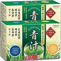 【2個セット】めぐすりやさんの青汁【栄養機能食品】 3.0g(1包)×30包【テイカ製薬】