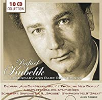 Rafael Kubelik: Legendary and Rare Recordings by Pierre Fournier