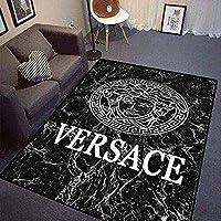 FASTER 絨毯カーペット おしゃれ防音ラグカーペット短足洗える客間カーペット洗える滑り止め