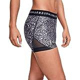 Under Armour Women's HeatGear Armour Shorty Print