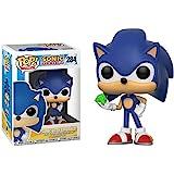 FUNKO POP! Games: Sonic - Sonic w/ Emerald