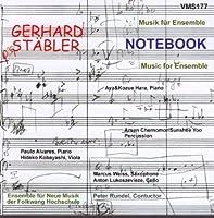 Notebook/Music for E