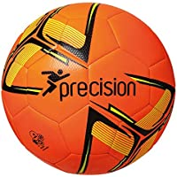 Precision Training Fusion Training Football - Fluo Orange/black/yellow - Size 3