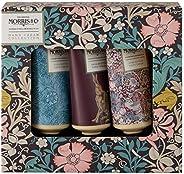 William Morris Pink Clay & Honeysuckle Hand Cream Collection Set, 3 c