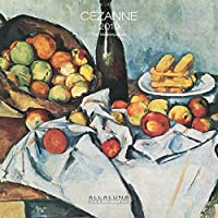 2019 Cezanne Wall Calendar, Fine Art by Alla Luna [並行輸入品]